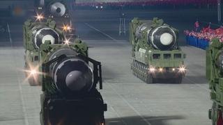 韓軍發現朝鮮舉行建政73週年閱兵式跡象
