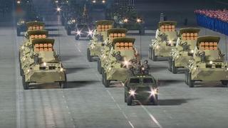 朝鮮建政73週年閱兵式時間和規模均壓縮