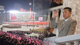 朝鮮舉行民防閱兵 金正恩出席但未講話