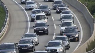 南韓中秋返鄉潮開始 部分高速公路現擁堵