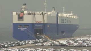 南韓9月前20天出口同比增22.9%