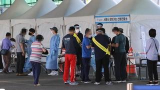 南韓新增2771例新冠確診病例 累計301172例