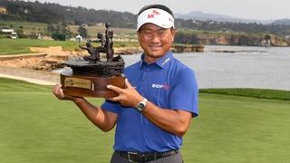韓高球手崔京周奪得美PGA長青巡迴賽冠軍