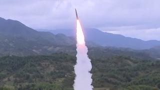 朝鮮證實首次試射高超音速導彈