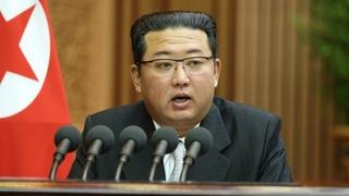 金正恩稱10月將重啟韓朝聯絡渠道