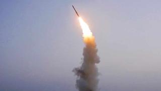 朝鮮證實昨試射新型反航空導彈