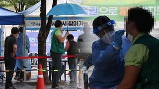 南韓新增2427例新冠確診病例 累計325804例