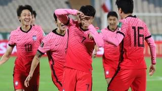 世預賽亞洲區南韓客場1-1戰平伊朗