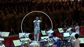 印有金正恩肖像T恤首次亮相朝鮮引關注