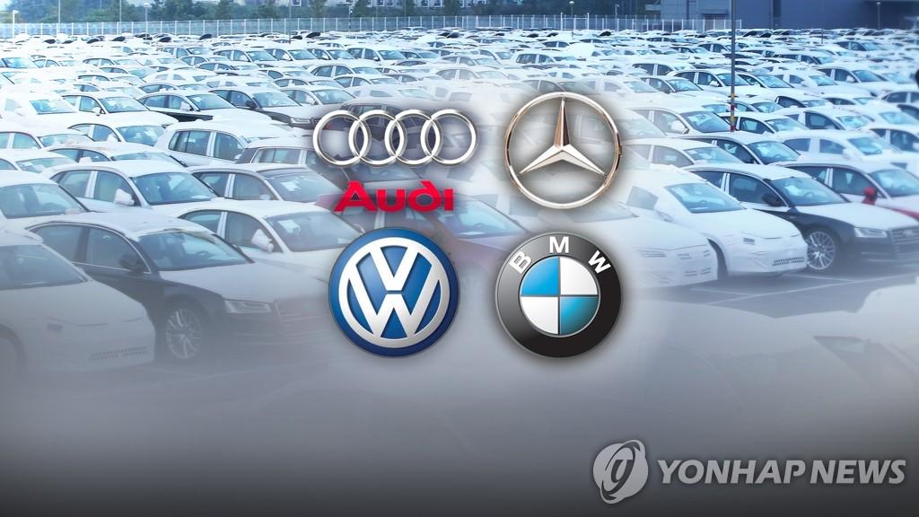 韓前9月進口車銷量同比增12%破20萬輛