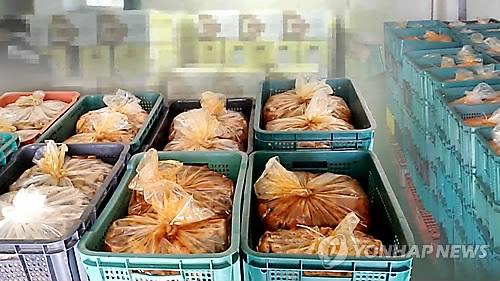 韓中就適用泡菜HACCP簽署諒解備忘錄
