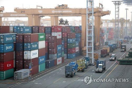 南韓2月出口同比增4.5%