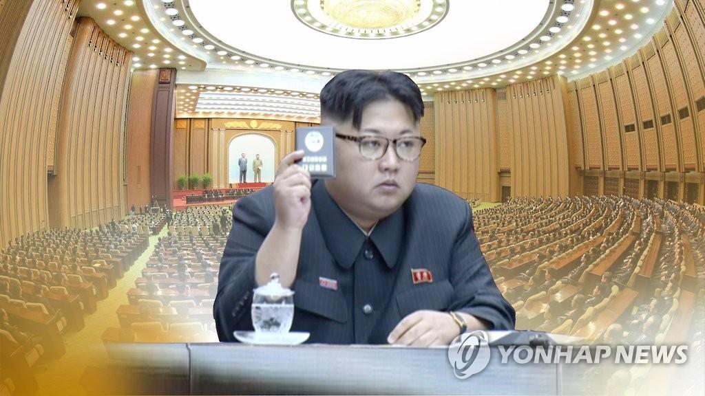 朝媒發文紀念金正恩擔任國務委委員長四週年