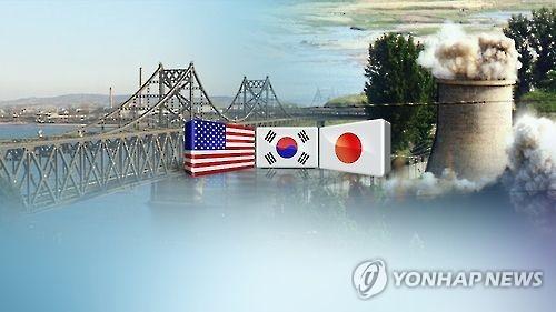 韓美日對朝代表下周在華盛頓會晤