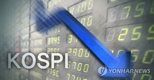 南韓KOSPI指數受疫情影響下跌3%