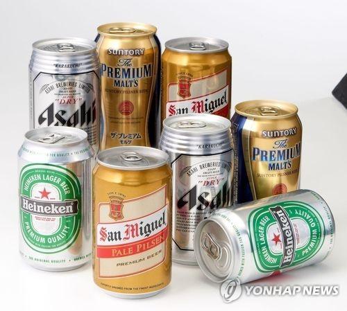 韓上半年啤酒進口略減 國產手工啤酒異軍突起