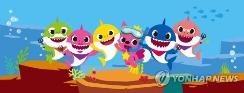 韓童謠《鯊魚家族》侵權索賠案製作方勝訴