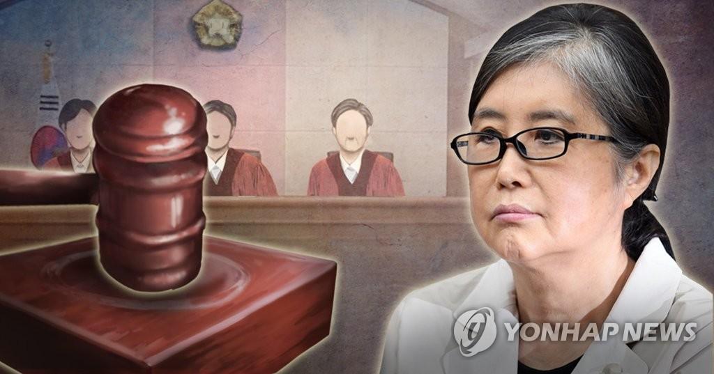 樸槿惠親信干政案主犯崔瑞元自傳透露遭檢方恐嚇 - 1