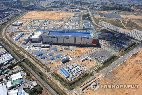 三星電子在美半導體廠停產一個月仍未復工