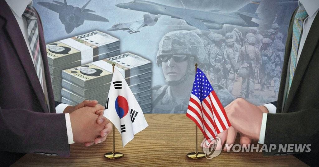 韓美第11份防衛費分擔協定第二輪談判在美啟動