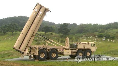 """朝媒:韓額外部署""""薩德""""將自取滅亡"""