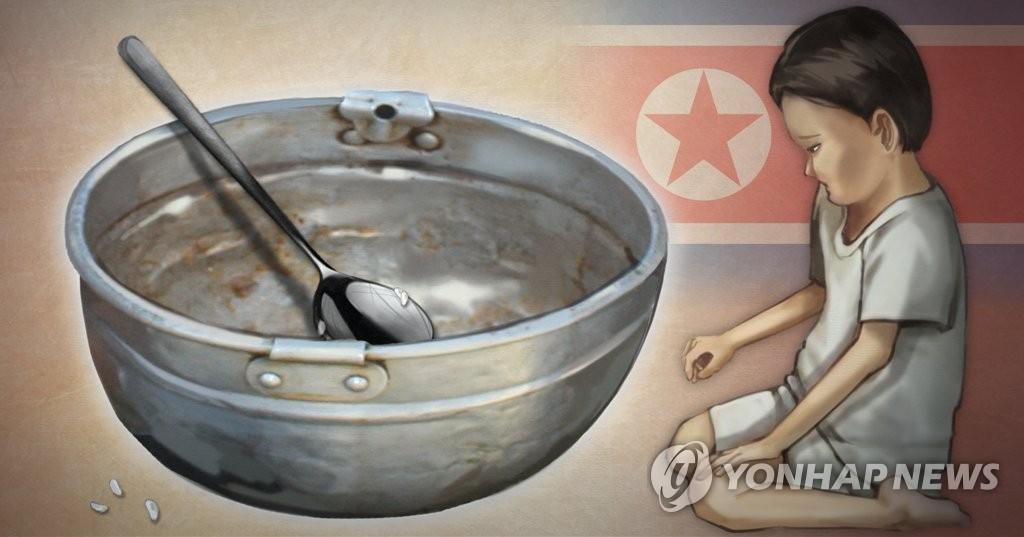 韓智庫:朝鮮去年糧食減產 今年或陷糧荒