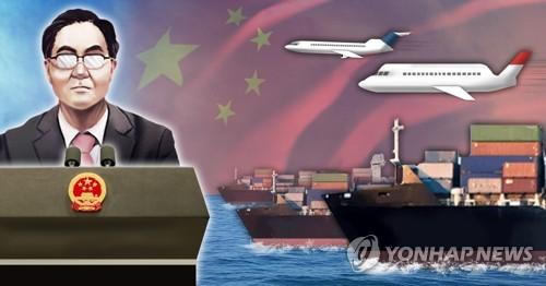 報告:南韓在中國進口市場漸失優勢