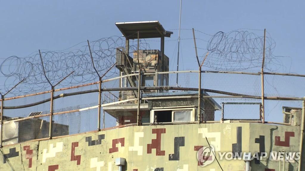韓軍哨所遭朝軍槍擊 韓方初步認為非蓄意挑釁