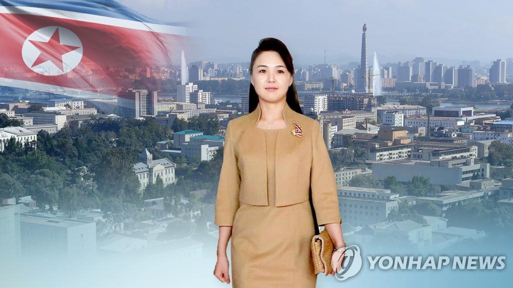 朝鮮第一夫人李雪主九個月未露面引關注