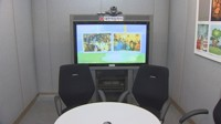韓統一部舉辦離散家屬視頻團聚試演會