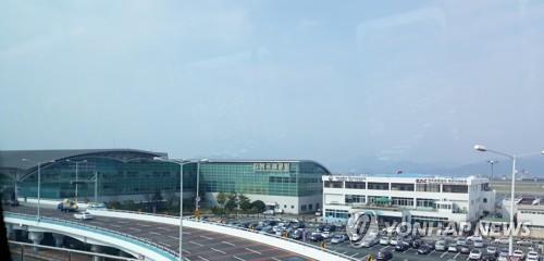 南韓航空公司釜山赴華航線全部暫停運營