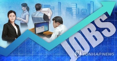 詳訊:韓2月就業人口同比增49.2萬人 失業率4.1%