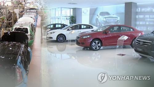 8月日係車在韓銷量同比減半