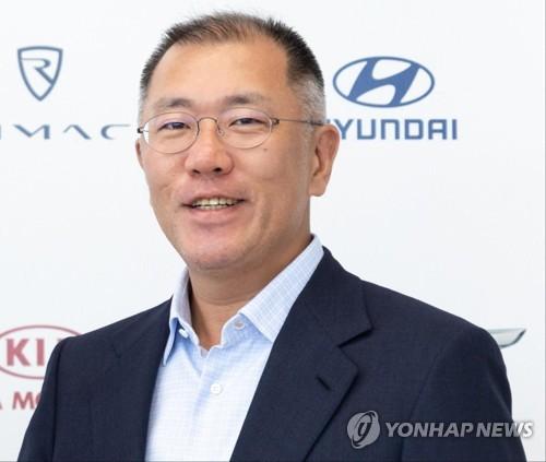 現代汽車首席副會長鄭義宣出任董事長