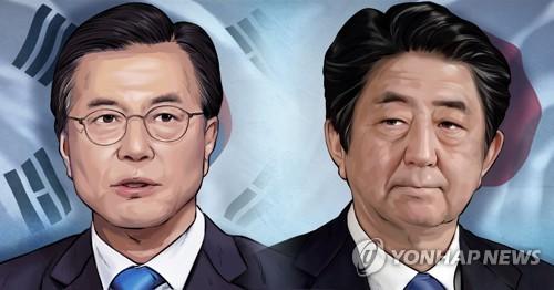 調查:逾九成南韓人不信任日本首相安倍