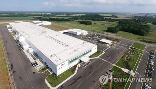 LG電子將在美國增建洗衣機生產線