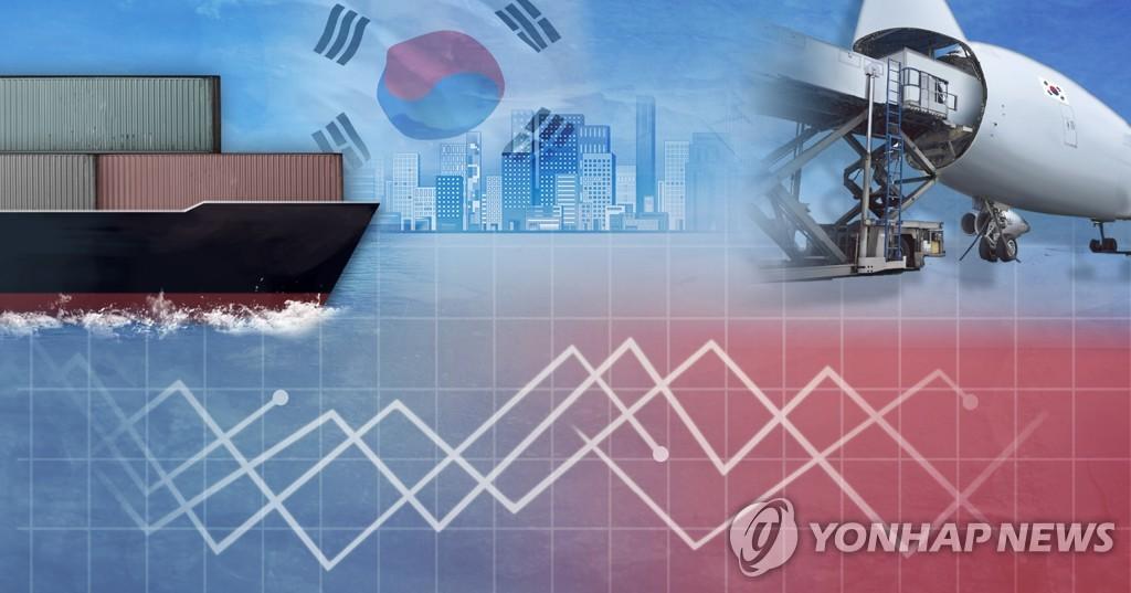 南韓今年1月出口連續14個月負增長
