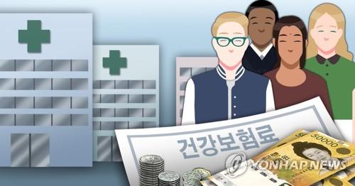 2015年以來在韓外國人醫保費總額遠超報銷額