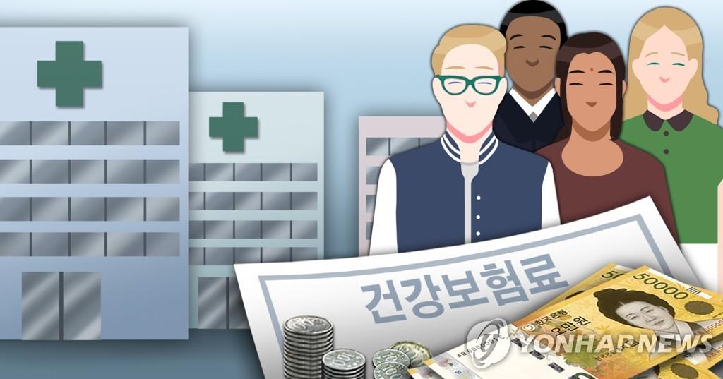 南韓醫保外籍參保人數破百萬