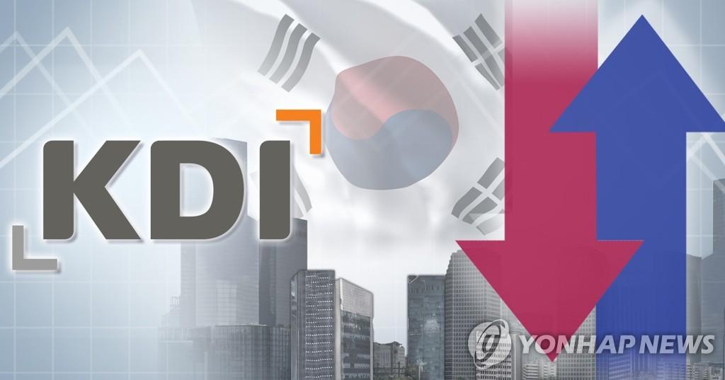 韓智庫預測南韓經濟增長率最差可跌至-1.6%