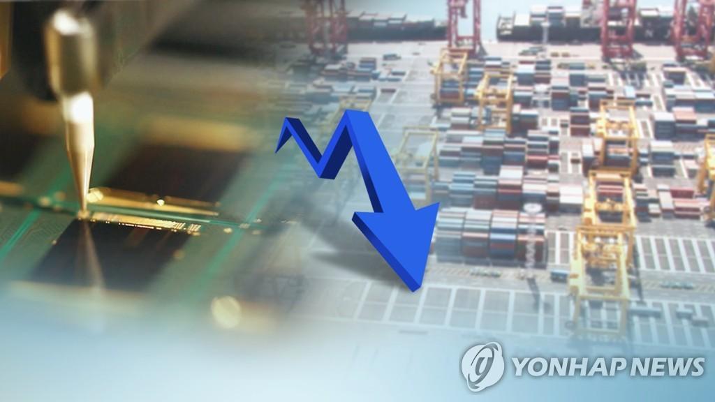 南韓5月ICT出口同比減2.6%