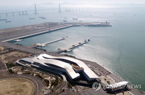 仁川港新國際客運站推至明年6月開放