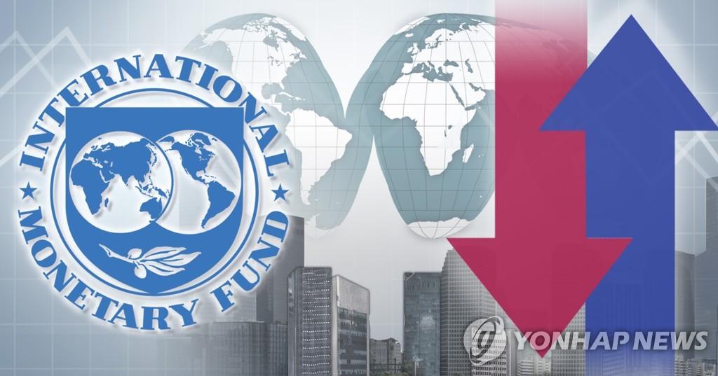 IMF維持2021年南韓經濟增速預期4.3%不變