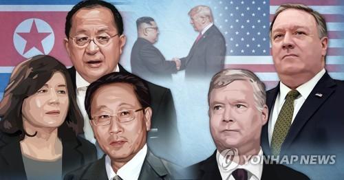 詳訊:朝鮮宣佈朝美5日舉行無核化工作層磋商