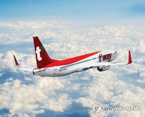 南韓德威航空將增開中國東南亞航線