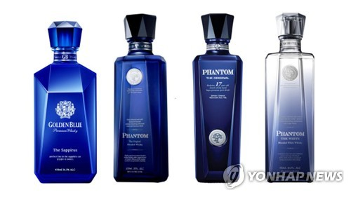 南韓威士忌高墩寶露加緊開拓海外市場