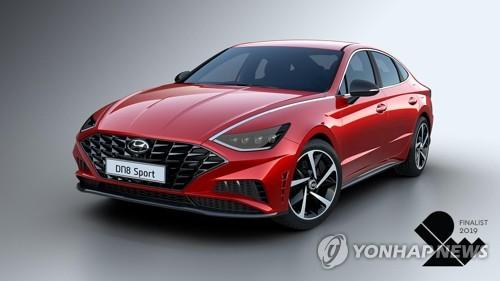 南韓五大整車廠商10月銷量同比降4%