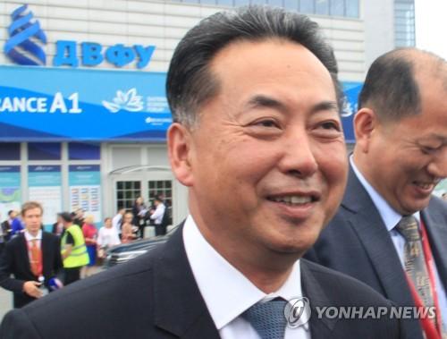 朝鮮駐華大使換人 前貿易相李龍男獲任