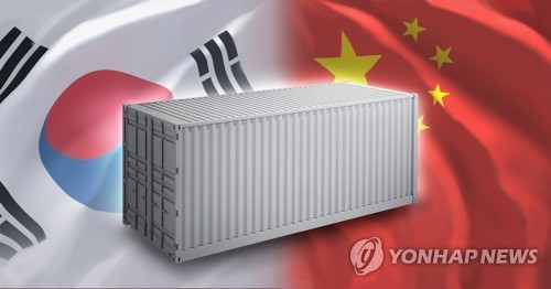 韓中自貿協定後續談判首席代表線上開會