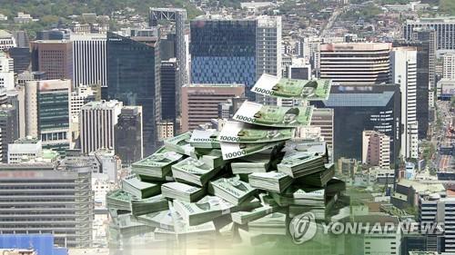 韓第三季度家庭債務近10萬億元創新高